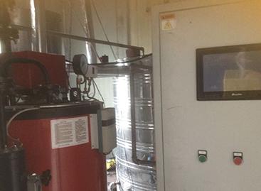 纺织厂太阳能蒸汽锅炉工程
