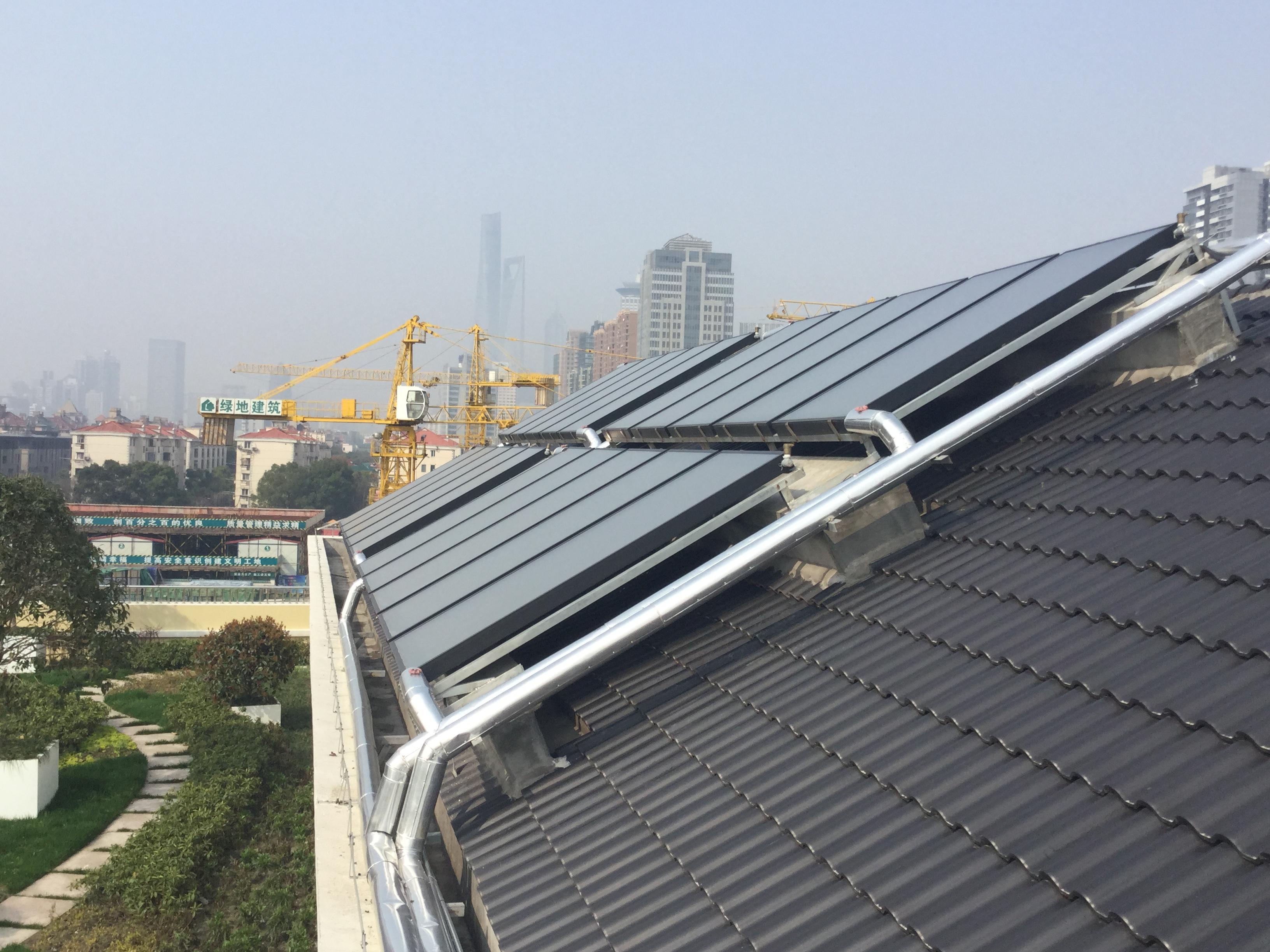 【极航科技】上海浦东某幼稚园热水项目投资预算回收期