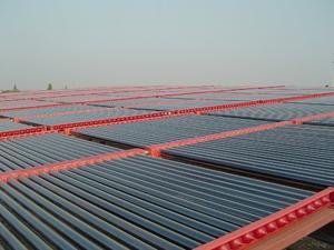 【极航科技】甘肃武威某学校太阳能采暧项目投资预算及回收期